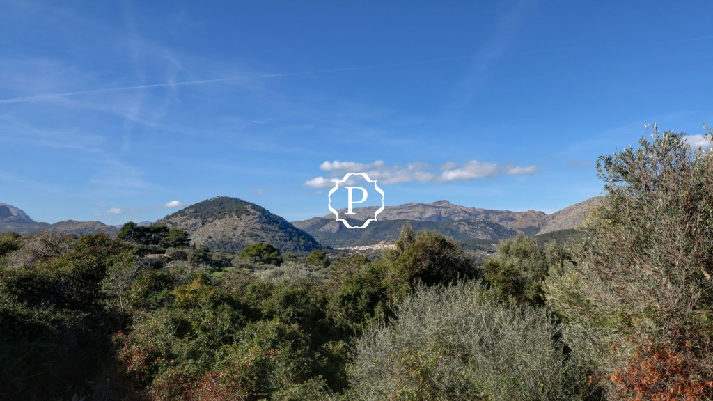 Plot for sale in Pollensa View 1