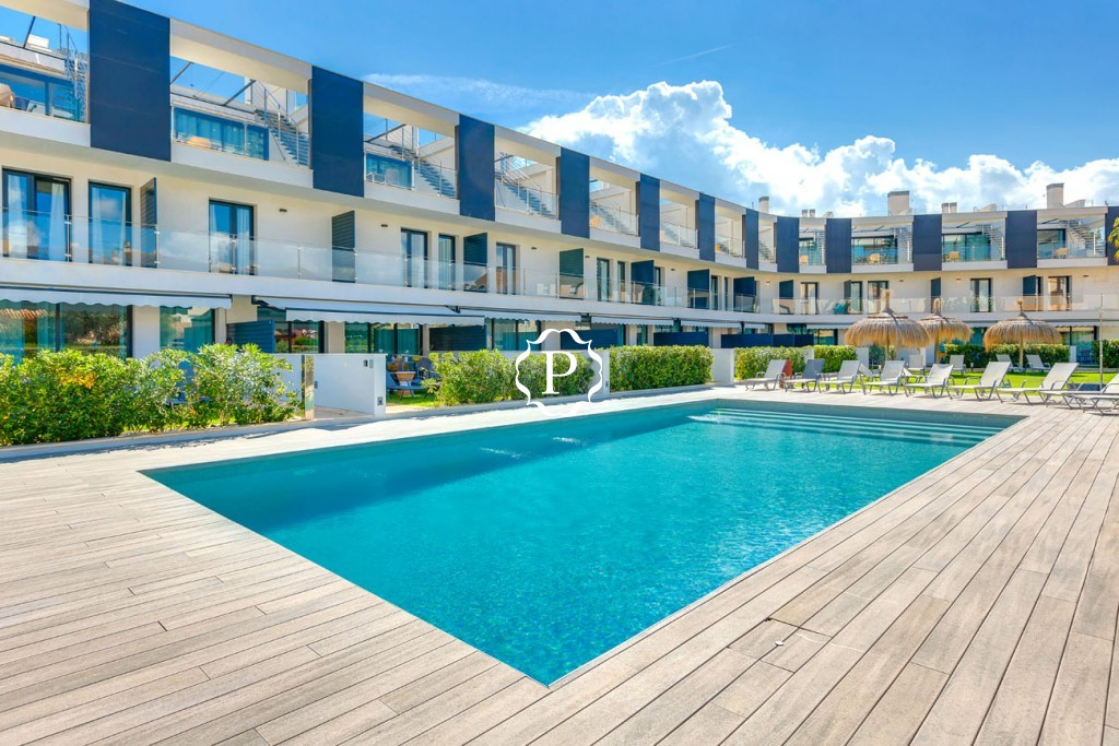 Apartments for sale in Puerto Pollensa - Exterior
