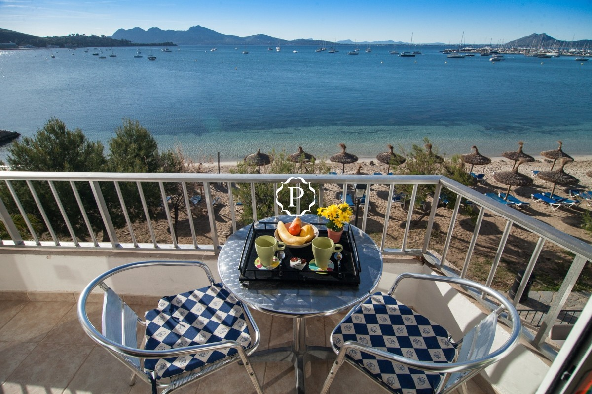 Apartment for sale in Puerto Pollensa, Mallorca prime location