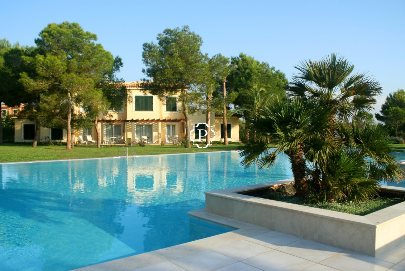 Property in Mallorca apartment in development in Es Trenc
