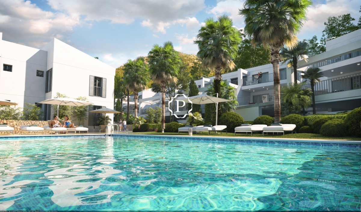 Property for sale in Mallorca amazing apartment in Canyamel Pins.