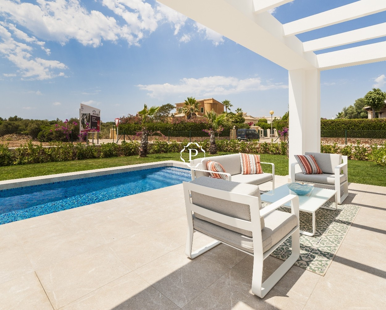 Villas for sale in Sa Rapita - Campos - South West of Mallorca