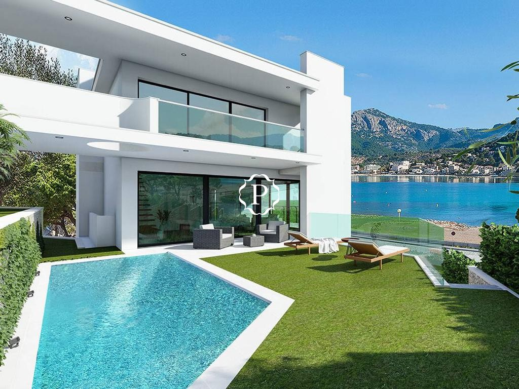 Property for sale in Mallorca, luxury villa in Port de Soller